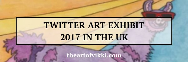 Twitter Art Exhibit 2017